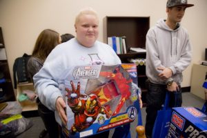 London Drugs toy run is all about Christmas spirit