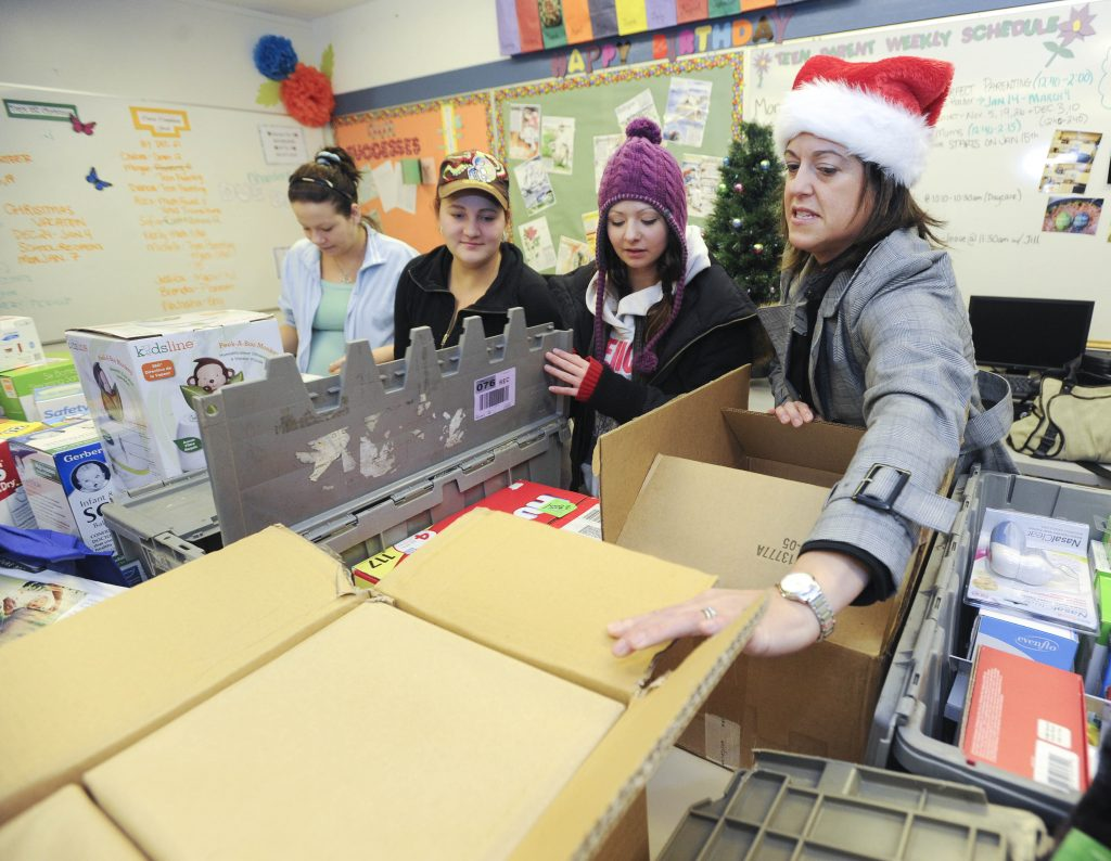 Truck makes hefty Christmas haul; London Drugs marks fifth annual toy run with donations to five schools