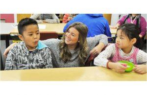 Beedie Group helps children in need, stepping forward to 'adopt' neighborhood school