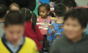 Burnaby school breakfast program gets boost from group of businesswomen