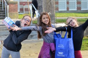 London Drugs brightens students' Christmas with gifts and toys
