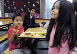 Adopt-a-School  has dispersed $3.8 million to schools over past eight years; Money raised is primarily used to feed students, but provides multiple services