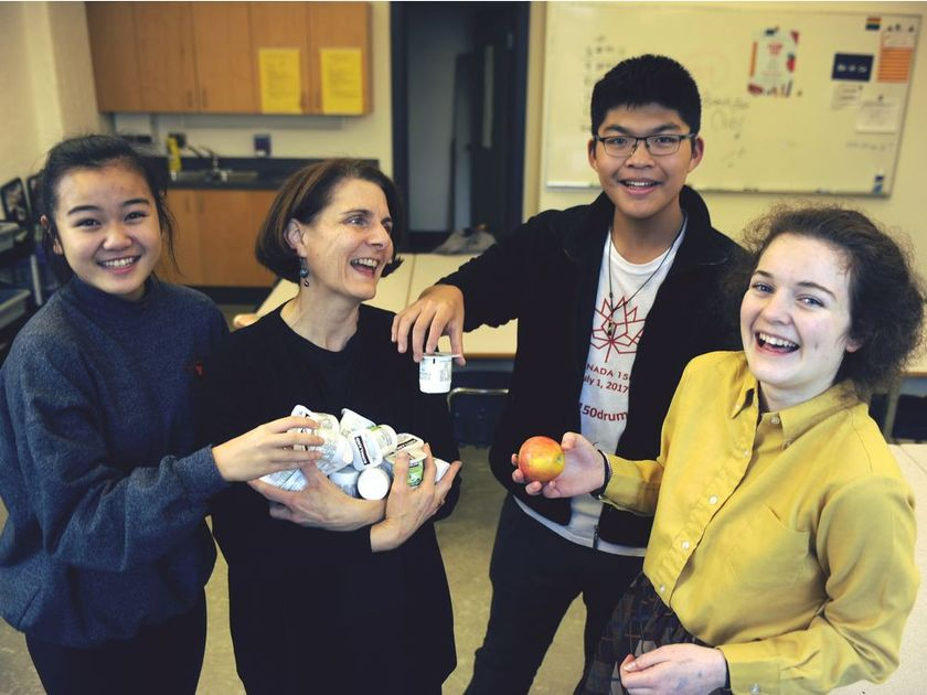 Vancouver Technical Secondary School: Breakfast Club