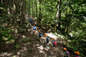 Florence Nightingale Elementary: Outdoor Education