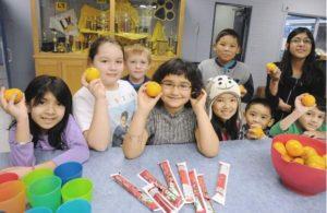 Britannia Elementary: Emergency Pantry