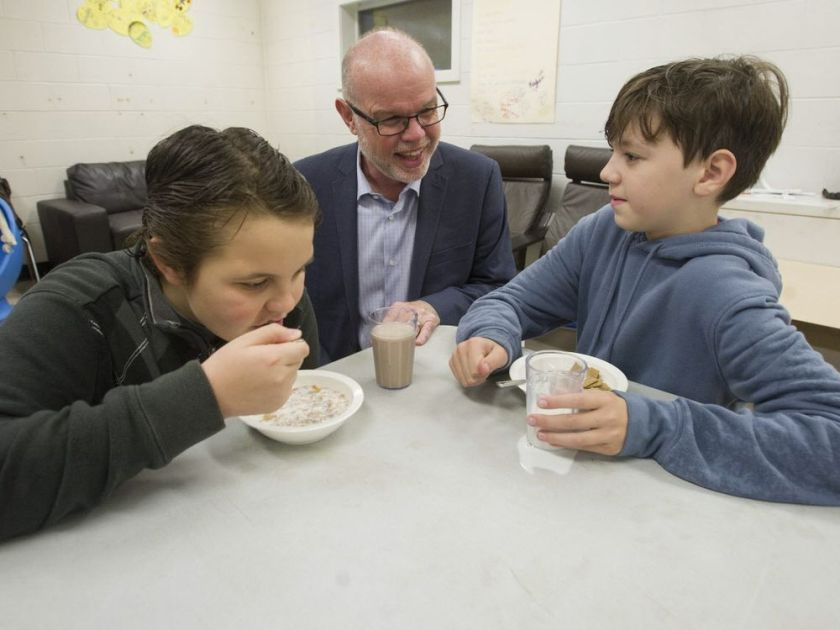 Adopt-A-School campaign raises record funds for B.C. kids