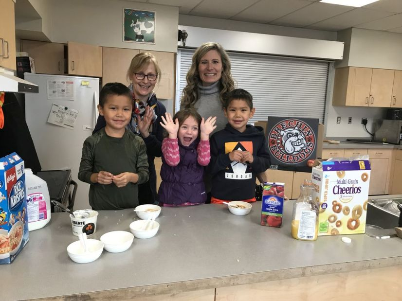 Adopt-a-School: Brechin Elementary in Nanaimo needs help supporting students with basic needs