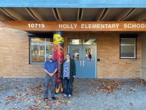 Adopt-a-School: Holly Elementary Emergency Fund