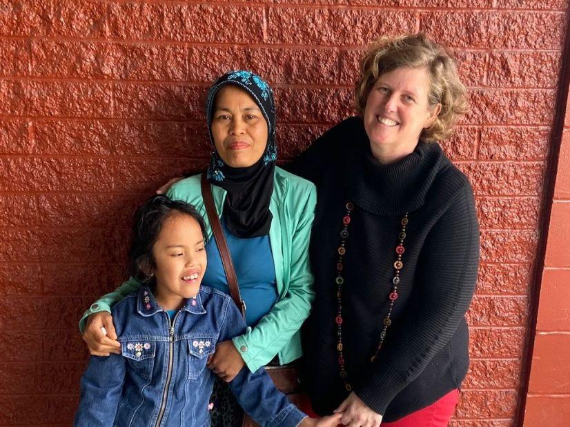 Adopt-a-School: Bridgeview – Needs often go beyond food