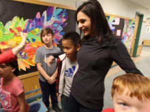 Adopt-A-School: Renu Bakshi picks up tab for needy kids in Nanaimo