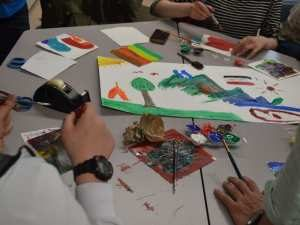 ELL Welcome Centre: Expressive Arts