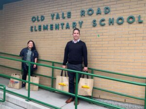 Adopt-A-School: COVID adding to pressures of impoverished children and families