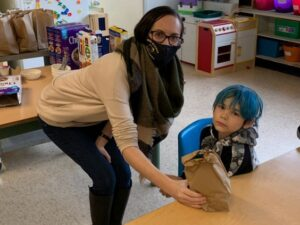Adopt-a-School: Pandemic created a need for a breakfast and lunch program at Park Avenue Elementary