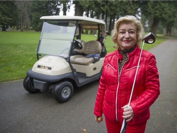 Adopt-A-School: Vancouver executive tees off on childhood hunger